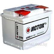 Аккумуляторы ИСТОК 6СТ-60АзЕ фото
