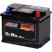 Аккумулятор AUTOPART AP660 66Ah 570A (R+) 241x175x190 mm фото