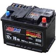 Аккумулятор AUTOPART AP700 70Ah 570A (R+) 276x175x190 mm фото