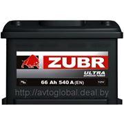 Аккумуляторы ZUBR 66-540R фото