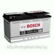 Аккумуляторы BOSCH 0092S30130 90Ah 720A 353/175/190 фото