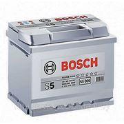 Аккумуляторы BOSCH 0092S30050 56Ah 480A 242/175/190 фото