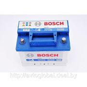 Аккумуляторы BOSCH 0092S40040 60Ah 540A 242/175/175 фото