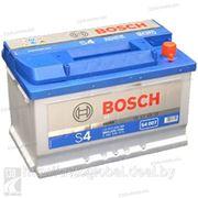Аккумуляторы BOSCH 0092S40100 80Ah 740A 315/175/175 фото