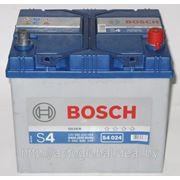 Аккумуляторы BOSCH 0092S40240 60Ah 540A 232/173/225 фото