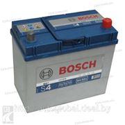 Аккумуляторы BOSCH 0092S40210 45Ah 330A 238/129/227 фото