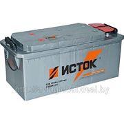 Аккумуляторы ИСТОК 6СТ-190Аз фото