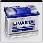 Аккумулятор Varta Blue Dyn (42 Ah) фото