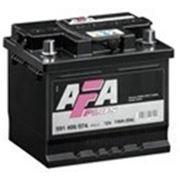Аккумулятор Afa plus 553400 (56 Ah) фото