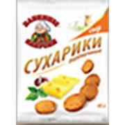 "Сухарики ""Бабкины закуски"" фото"