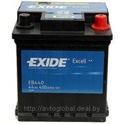 Аккумуляторы EXIDE EB440 фото