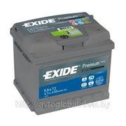 Аккумуляторы EXIDE EA472 фото