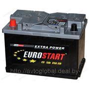 Аккумуляторы EUROSTART 75-615L фото