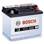 Аккумуляторы BOSCH 0092S30040 53Ah 470A 242/175/175 фото