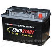 Аккумуляторы EUROSTART 75-615R фото