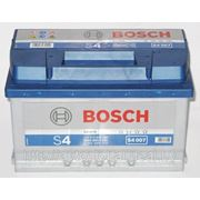Аккумуляторы BOSCH 0092S40070 72Ah 680A 278/175/175 фото