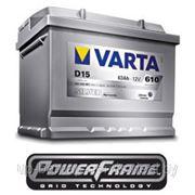 Аккумулятор Varta Silver Dyn 554400 (54 Ah)
