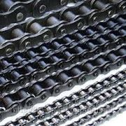 Втулочные грузовые цепи фото
