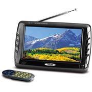 LCD-телевизор портативный VT-5019 BK фото