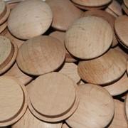 Заглушки деревянные сосна, бук, ясень, дуб фото