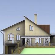 Дизайн проект фасада фото