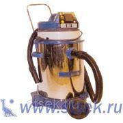 Промышленный пылесос Makita 445X фото