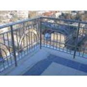 Наружные ограждения заборы балконы фото