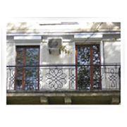 Балкон кованный фото