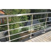 Ограждения балконов лестниц в москве (ограждения балконов, л.