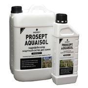 Водоотталкивающая пропитка для камня PROSEPT AQUAISOL - концентрат 1:2 1 литр фото