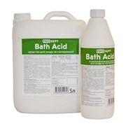 Средство для удаления ржавчины и минеральных отложений щадящего действия Bath Acid. Концентрат фото