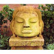 Скульптура из натурального камня фото