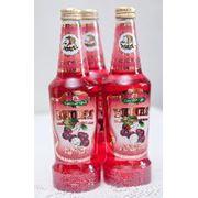 Натуральный сильногазированный напиток фото