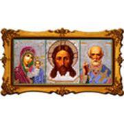 Набор для вышивки икон бисером фото