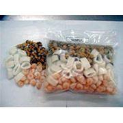 Коктейли из морепродуктов мороженные фото