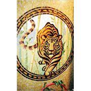 Изделия из мозаики художественные фото