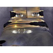 Комплект постельного белья 2-х сп Mona Liza КПБ 3D фото