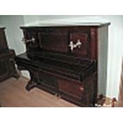 Пианино дубовое фото