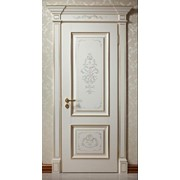 Двери элитные с росписью фото