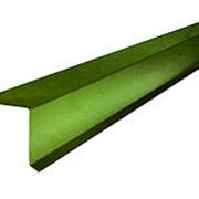 Ветровая планка ВП-250 2м Зеленая листва RAL6002 фото