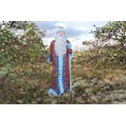 Скульптура Дед Мороз фото