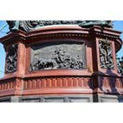 Памятники из кварцита фото