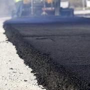 Дорожное строительство, асфальтобетон фото