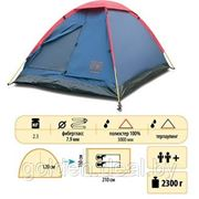 Туристическая палатка Totem Summer фото