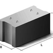 Фундаментные блоки ФБС 24.5.6т фото