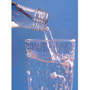 Вода минеральная хлоридно-гидрокарбонатная фото
