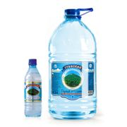 Питьевая вода Графский горный источник фото