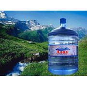 Вода питьевая АЗАУ фото