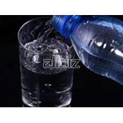 Воды минеральные