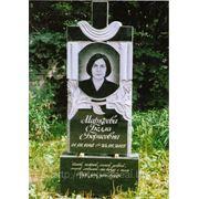Цоколь из габбро-диабаза Мякинино памятник на могилу Артём
